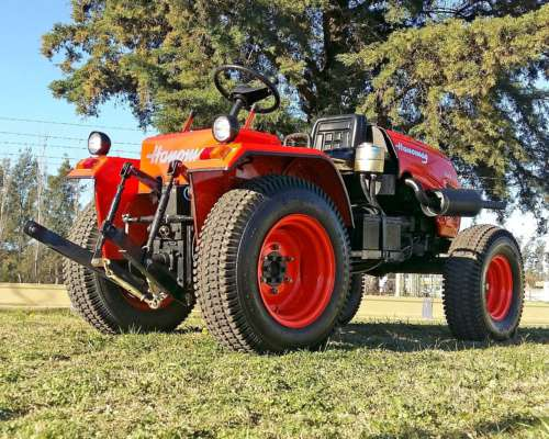 Tractor Hanomag INV2 - Vende Servicampo Tandil