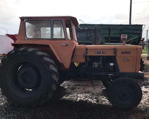Tractor Fiat 800 Motor Reparado.