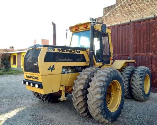 Tractor Mancini Articulado