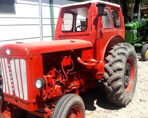Excepcional Tractor Hanomag 55. Perfecto Estado.