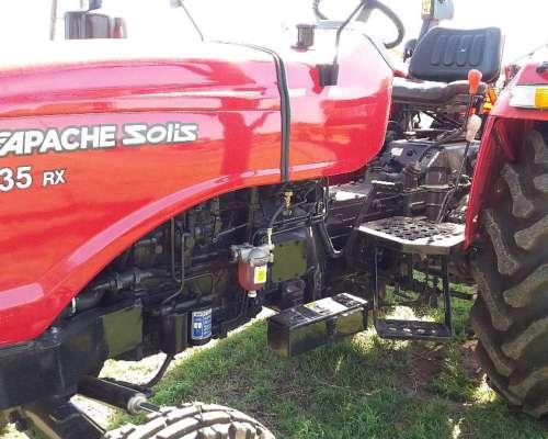 Liquido Tractor Apache 35 HP con Tres Puntos- Nuevo.