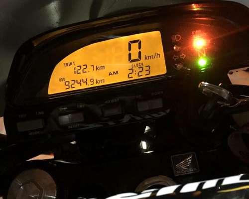 Honda Tornado 250 2015 9250km