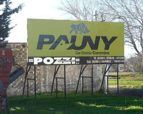 Toda la Linea Pauny