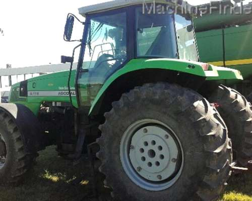 Tractor Agco Allis 6175 DT Mod 2003 en muy Buen Estado