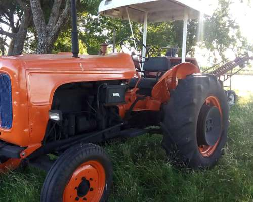 Tractor Fiat Superson 55 HP Doble Embrague