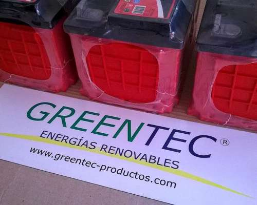 Kit Energía Solar Rural Greentec Básico