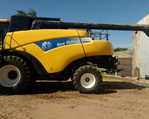 New Holland Cr9060 Sin Cabezal - Fin. Especial 6.5 Años