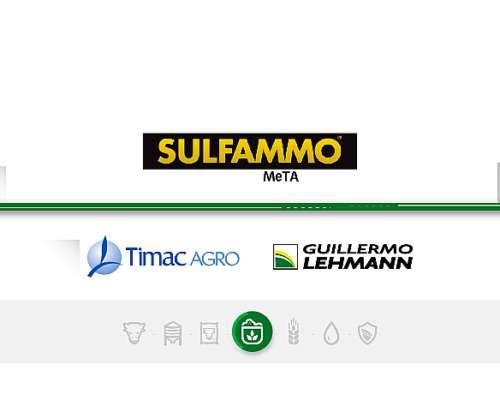 Sulfamo Meta 22 - Fertilizante Timac Agro