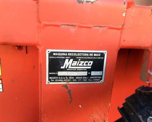 Maicero Maizco de 14/52 Premium año 2014