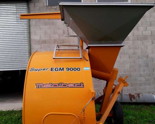 Embolsadora Metalbert 9 Pies Super EGM 9000