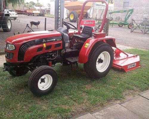 Tractor Hanomag 300 Vende Cignoli Hnos