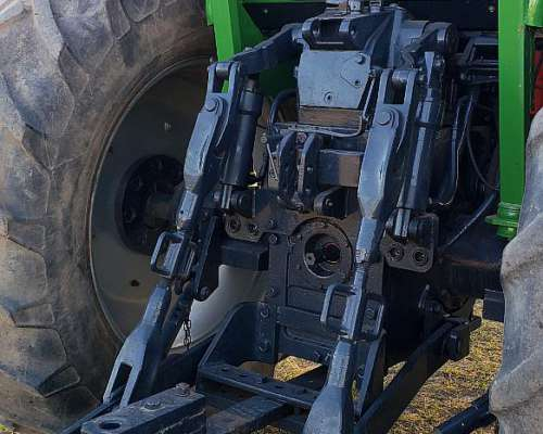 Deutz Fhar 4.120 Zincron - Doble Embrague - 3 Puntos