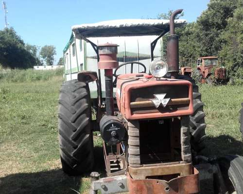 Massey Fergunson 1078 Motor Reparado