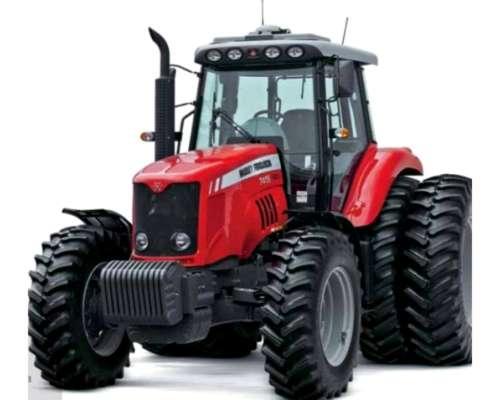 Tractor Massey Ferguson MF 7415 DYNA-6 - Río Tercero