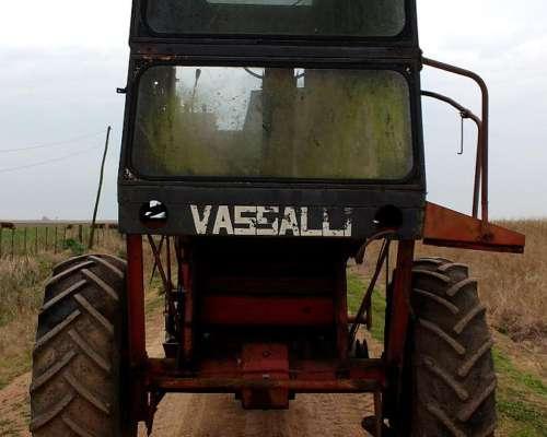 Cosechadora Vasalli 900 Completa o por Partes