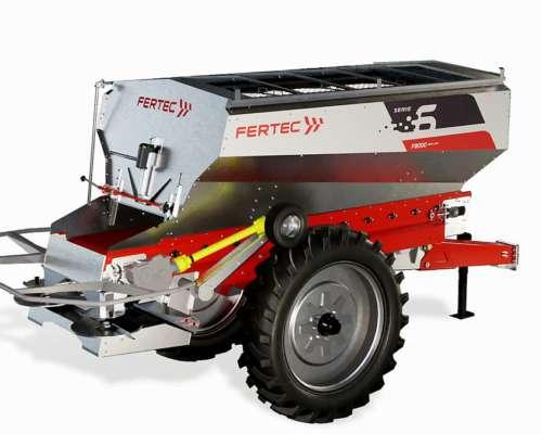 Fertilizadora de Arrastre F 8000 Serie 6 Data Line
