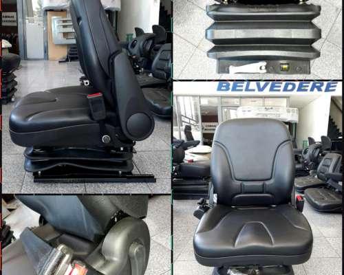 Butaca Tractor Maquinaria Vial Universal 100% Adaptable