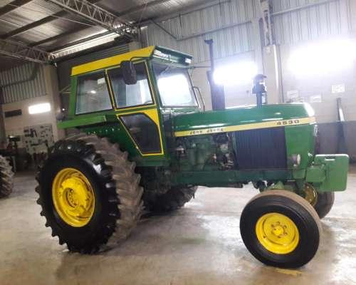 Tractor John Deere 4530, año 1984