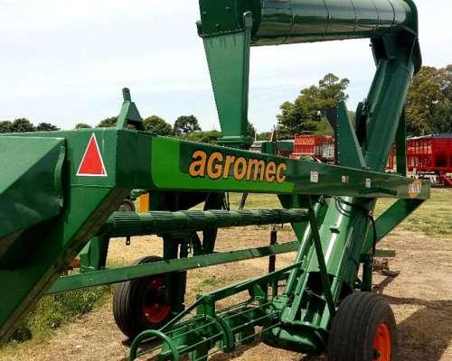 Extractora de Silobolsa Agromec CMR 3000 Linea Nueva