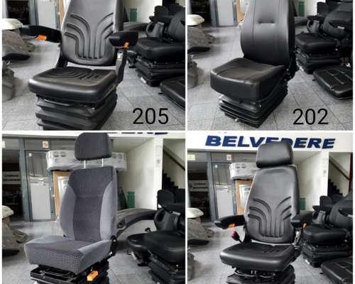 Butaca Maquinaria Universal 100% Adaptable Tractor