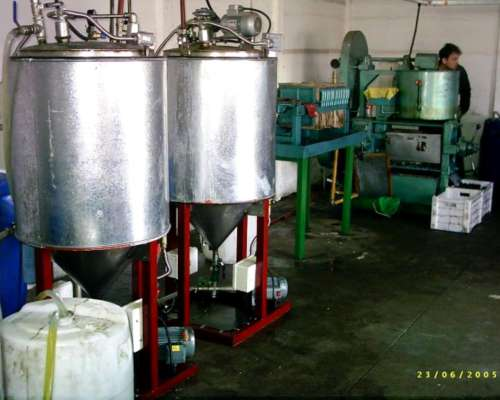 Biodiesel a 0, 5 Usd/l con Modulos Savoia BD2