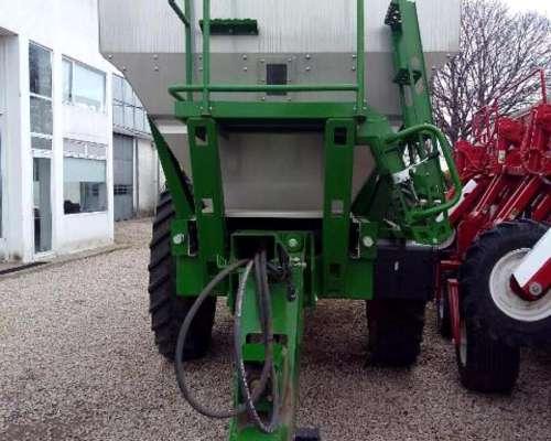 Fertilizadora Investa Terram 9000 Lts - Computadora y Balanz