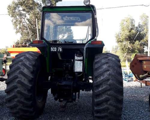 Tractor Agco Allis, 6.125