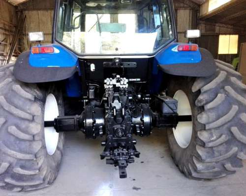New Holland Tm165/año 2008 /toma de Fuerza-