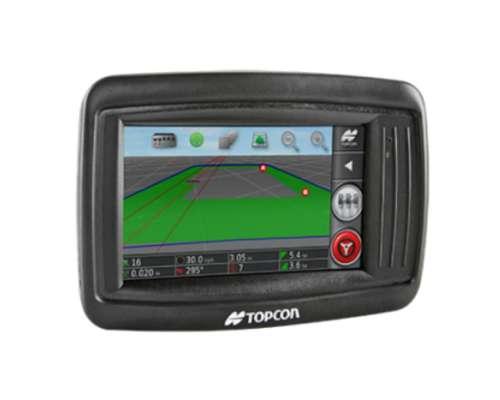 Piloto Automático con Consola Topcon X 14