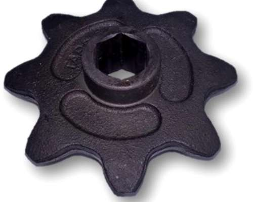 Engranaje Alzador Trasero Z8