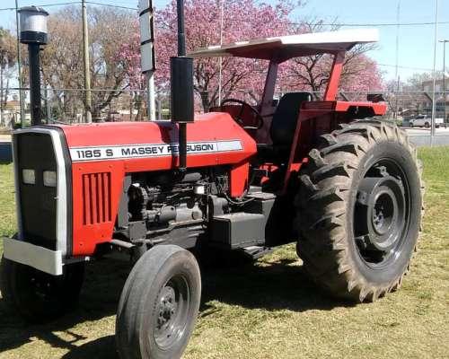 Massey Ferguson 1185 S - Doble C. R. - muy Bueno