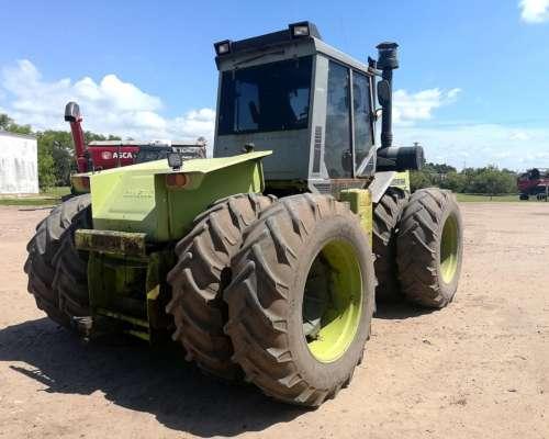 Tractor Zanello Articulado 540 C/aire Acondicionado de Linea