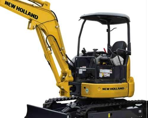 Miniexcavadora New Holland E27