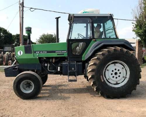 Deutz AX 4.170 ST.