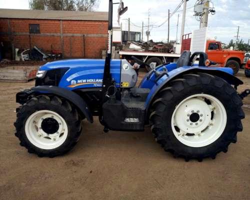 Vendo Tractor New Holland, Td85f, Doble Traccion, Nuevo