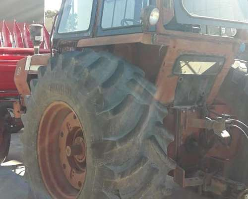 Tractor Deutz Farh FX 120, Tres Arroyos
