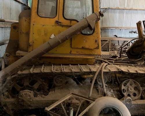 Topadora Allis Chalmers D11 Tren Rodante Nuevo y Motor Roto.