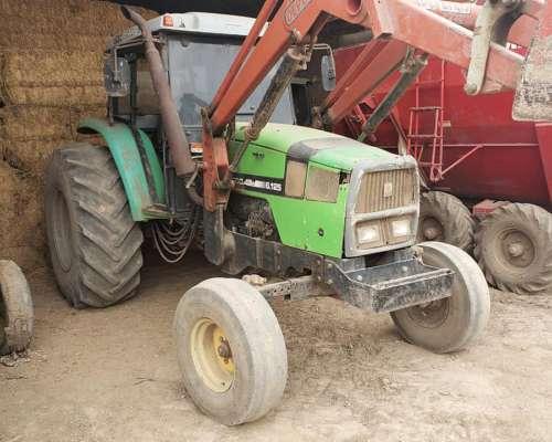 Tractor Agco 6.125/2 año 2008 con Pala Depetris