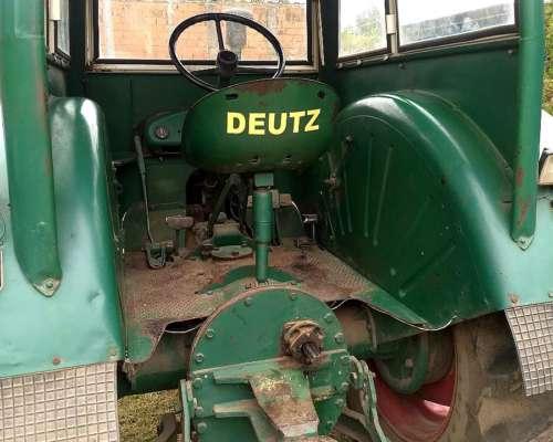 Vendo Deutz 55 muy Bueno
