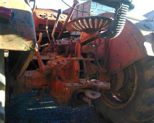 Tractor Hanomag 35 con 3 Puntos