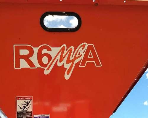 Embolsadora y Moledora Richiger R6mfa