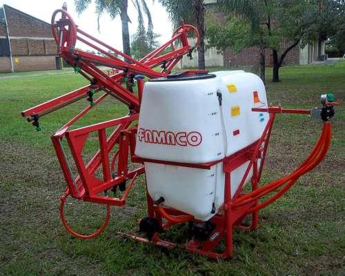 Fumigador de 600 Lts, Suspendido al Tractor