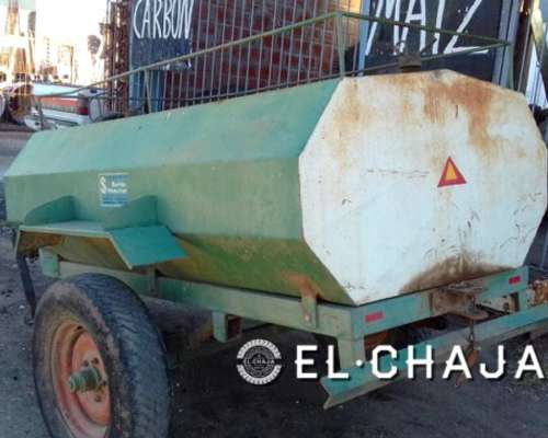 Tanque De Combustible 1500 Litros