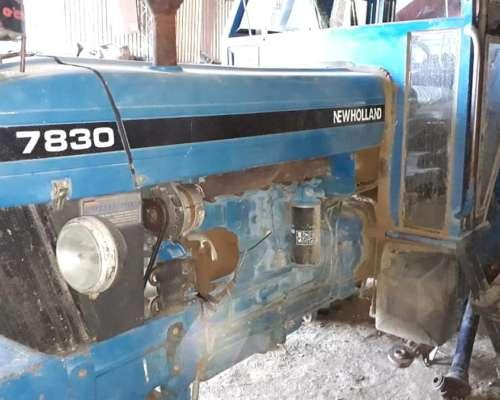 Tractor New Holland 7830. 97. Hasta 3 Años, Tasa 0%