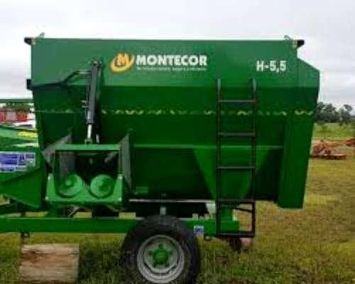 Mixer Montecor Nuevo de 5.5 M3