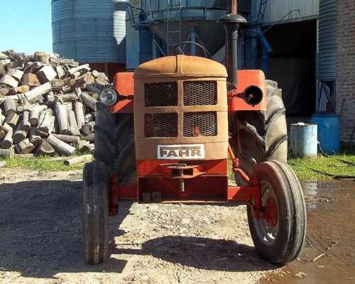 Vendo Tractor Fahr 70
