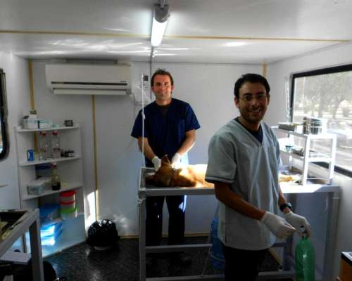 Trailer Quirofano Movil Oficina Casilla Sanitario Hospital