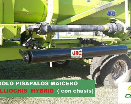 Rolos Pisa Rastrojos para Maicero Alliochis Hybrid