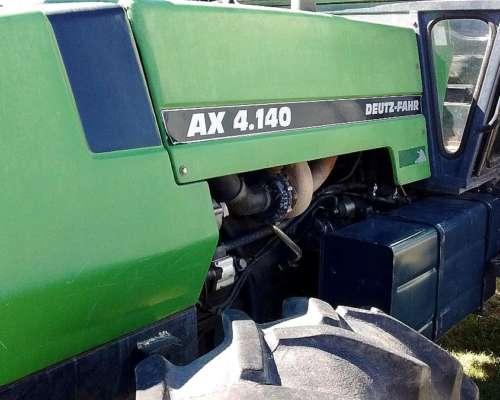 Deutz Fahr AX4.140 - Doble Tracción