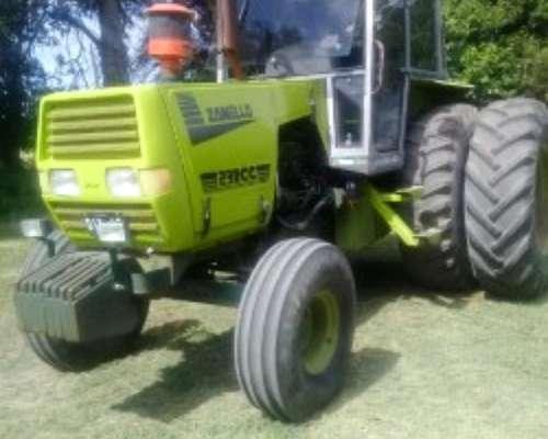 Tractor Zanello 230 con Duales